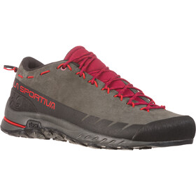 La Sportiva TX2 Leather Zapatillas Mujer, carbon/beet
